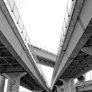 overpasses