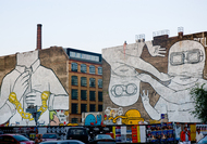 giant graffiti