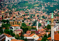 mosques in sarajevo